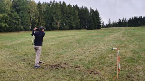 golf 2019- odpal