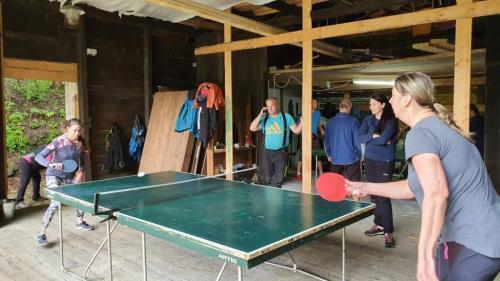 Pecký čtyřboj - ping-pong 2020